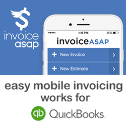Invoice ASAP For PayPal QuickBooks App Review Invoice Even On The - Invoice paypal app